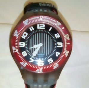 Swatch  SULM100 Heigh Alert Watch